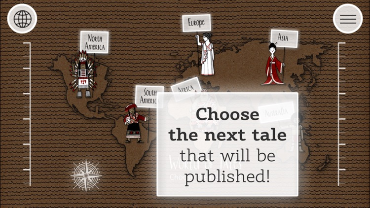 World of Tales Interactive Book With Legends And Fairy Tales Ebook screenshot-4