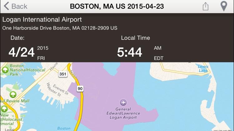 iFlightBoard Live-- Departures & Arrivals screenshot-3
