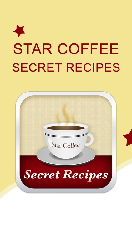Star Coffee Recipes
