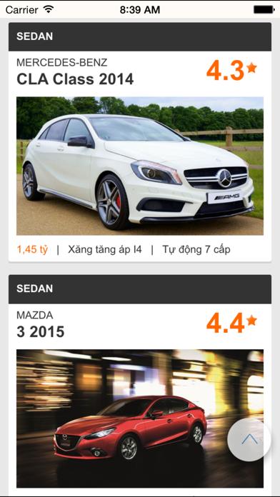 DanhGiaXe - Đánh Giá Xe screenshot four