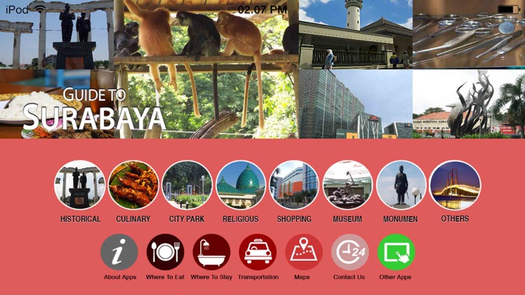 Guide to Surabaya screenshot-0