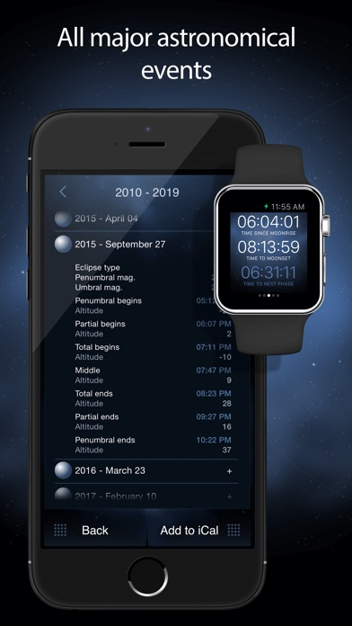 download Deluxe Moon Pro - Moon Phases Calendar apps 3