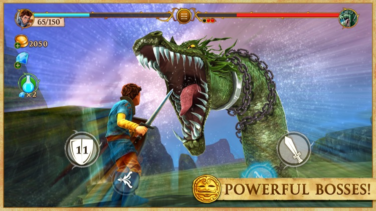 Beast Quest screenshot-3