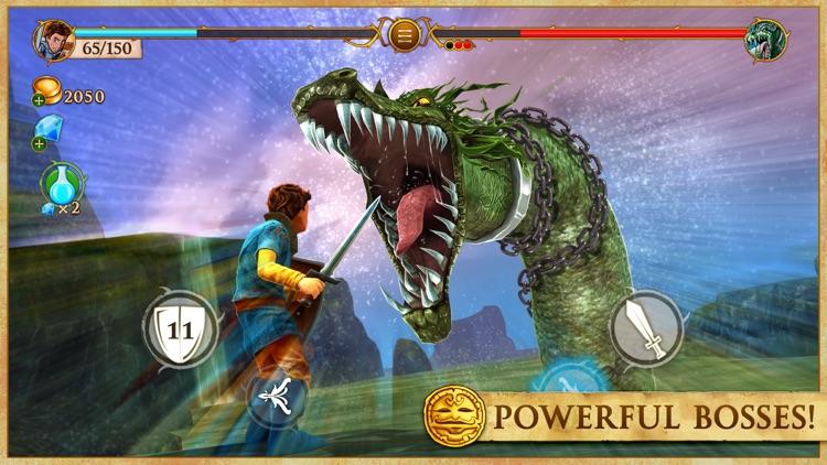 Beast Quest screenshot-3