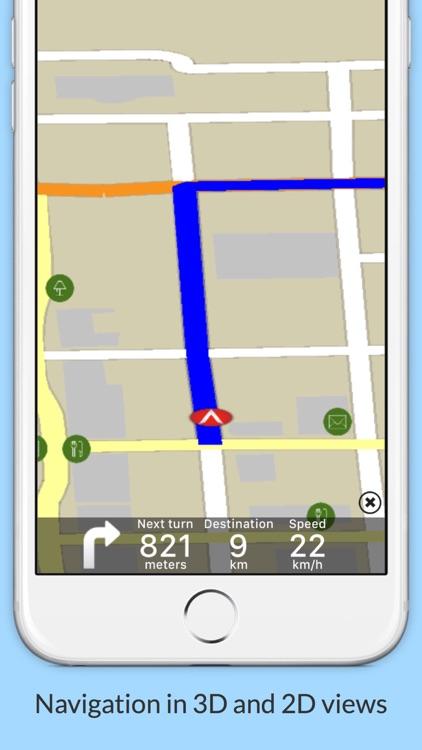 Anguilla GPS Map screenshot-3