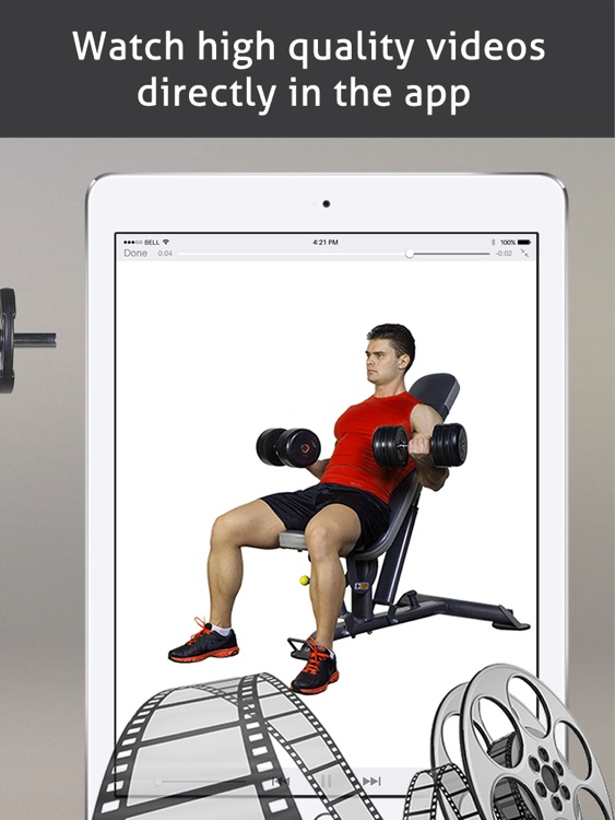 Go Fitness Pro HD screenshot-4