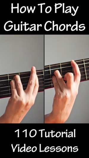 How To Play Guitar Chords On The App Store