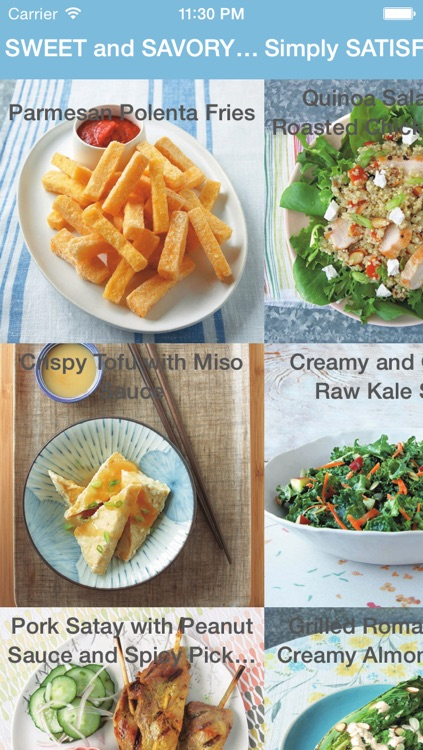 Gluten Free Recipes and Meals