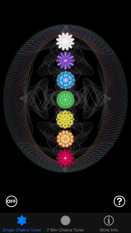 Chakra Tuner by Jonathan Goldman
