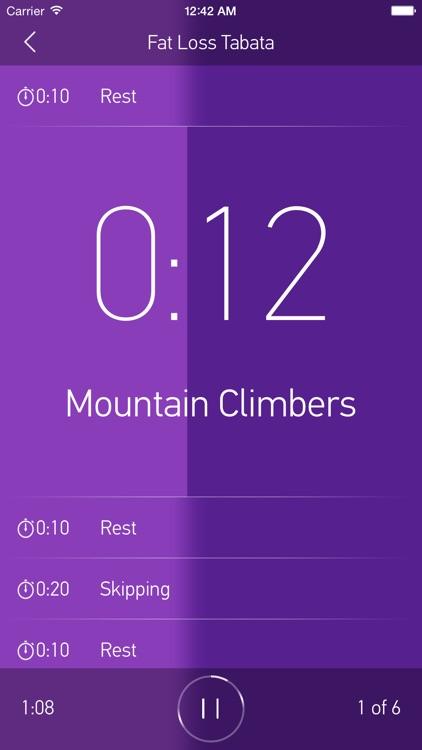 FitHIT — Interval Timer & Workout Log screenshot-0