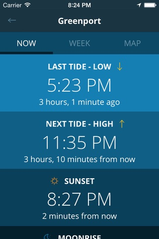 Tides Near Me - Free screenshot 2