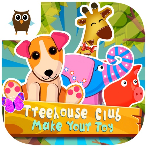 Treehouse Club - Kids Game