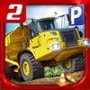 Mining Trucker Parking Simulator a Real Digger Construction Truck Car Park Racing Games
