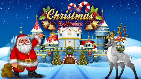 screenshot 7 for christmas solitaire tri peaks - Solitaire Christmas