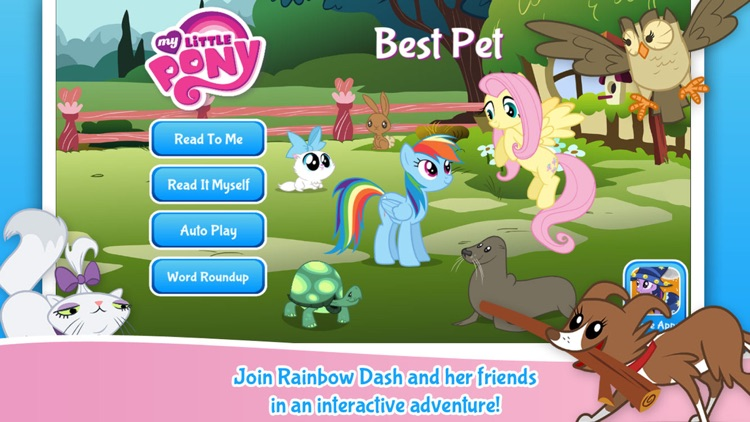 My Little Pony: Best Pet screenshot-0