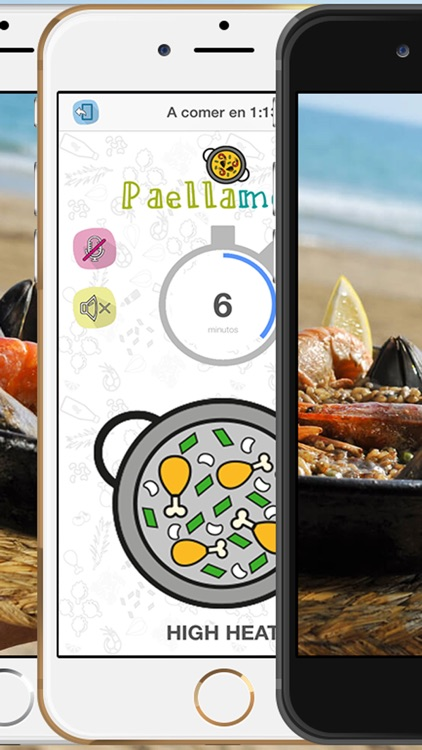 Paellameal, your paella in 3 easy steps