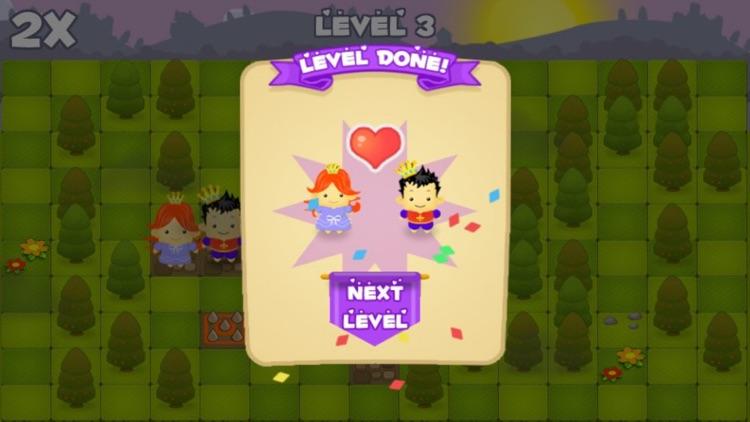 Save The Princess: Love Triangle screenshot-3