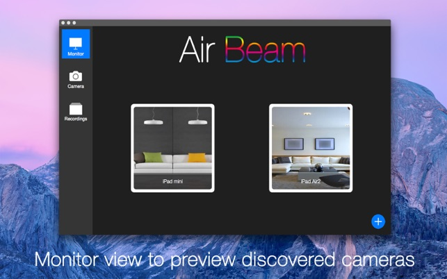 ‎AirBeam Pro Screenshot