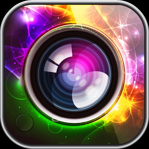 A Beautiful Creative Photo FX Booth - Camera Bokeh, Overlays and Sticker Effects
