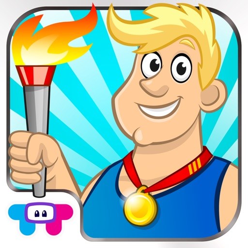 Sport Athlete Builder - Kids Learn Cool Sports Facts