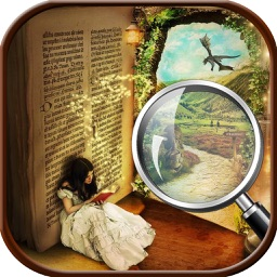 Book Of Hidden Object