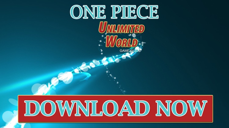 Mega Game - One Piece: Unlimited World Red Guide Version