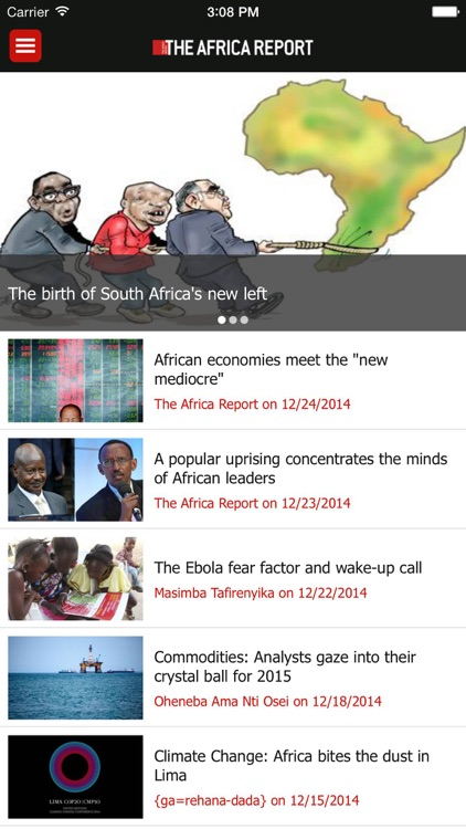 The Africa Report.com screenshot-1