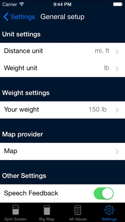 i.Run FREE - GPS Running Coach for Fitness and ... screenshot-4