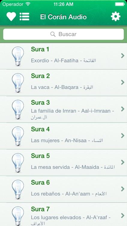 El Corán Audio MP3 en Español, Árabe y Fonética Transcripción - Quran in Spanish, Arabic and Phonetic Transcription