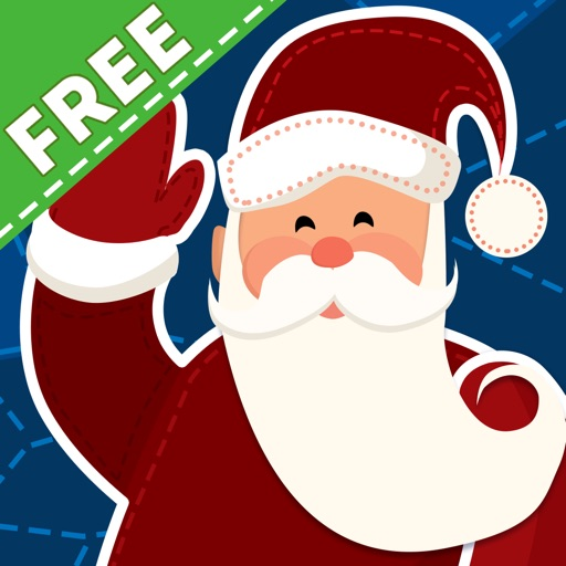 Christmas Mosaic Puzzle Free