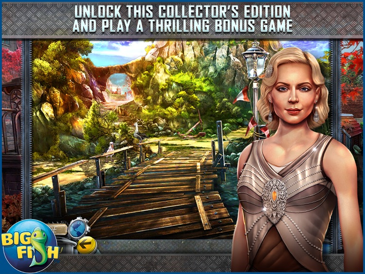Dead Reckoning: Silvermoon Isle HD - A Hidden Objects Detective Game screenshot-3