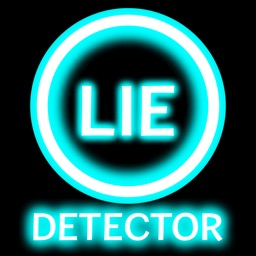 Lie Detector Fingerprint Test Truth or Lying Touch Scanner HD +