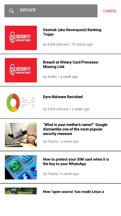 download SNN - Security News Network apps 3