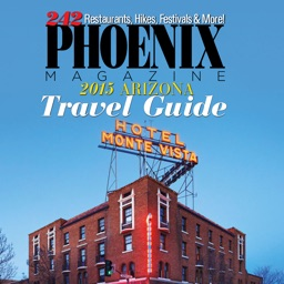 Phoenix Magazine 2015 Arizona Travel Guide
