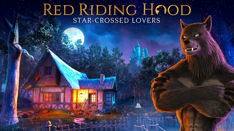 Red Riding Hood - Star-Crossed Lovers - A Hidden Object Adventure (FULL) screenshot-0