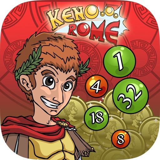 ```777``` Caesars Video Keno - Rome Adventure Casino