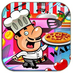 Chef War Happy Chef Cooking Games