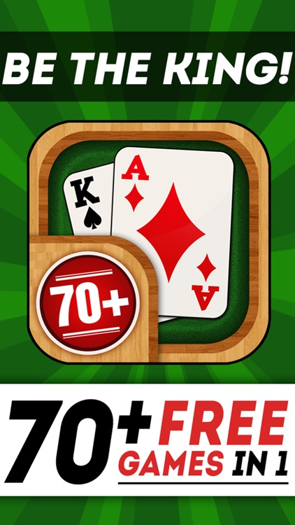 Solitaire 70+ Free Card Games in 1 Ultimate Classic Fun Pack : Spider, Klondike, FreeCell, Tri Peaks, Patience, and more for relaxing screenshot-4