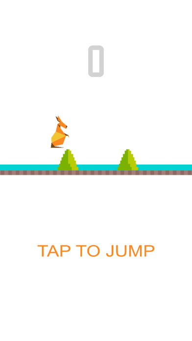 Jumpy Kangaroo screenshot one