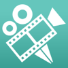 Video editor gratis Videolab film collage foto videobewerking voor Vine, Instagram, Youtube