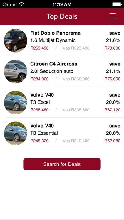 New Car Deals