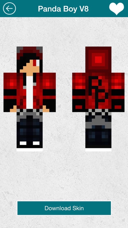Best Boy Skins Free - New Collection for Minecraft PE & PC screenshot-3