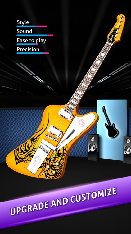 Rock Life - Guitar Band Revenge of Hero Rising Star screenshot-3