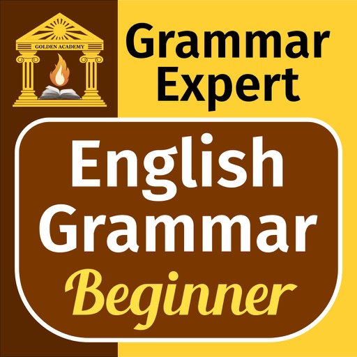 Grammar Expert : English Grammar Beginner FREE icon