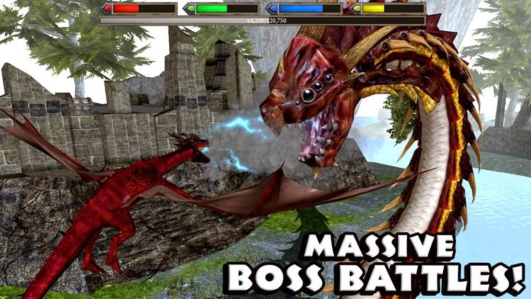 Ultimate Dragon Simulator screenshot-3