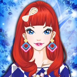 The Love Story: City Fashion. Dress up game for girls and kids.