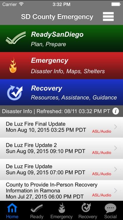 SD Emergency