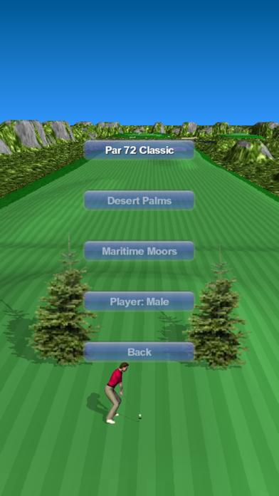 Par 72 Golfのおすすめ画像1