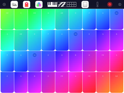 Simple Music - amazing chords creation keyboard app with free piano