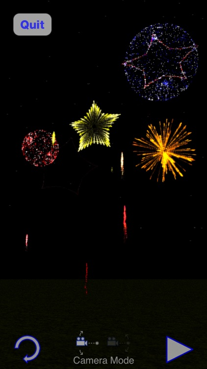 Fireworks Creator 3D screenshot-1